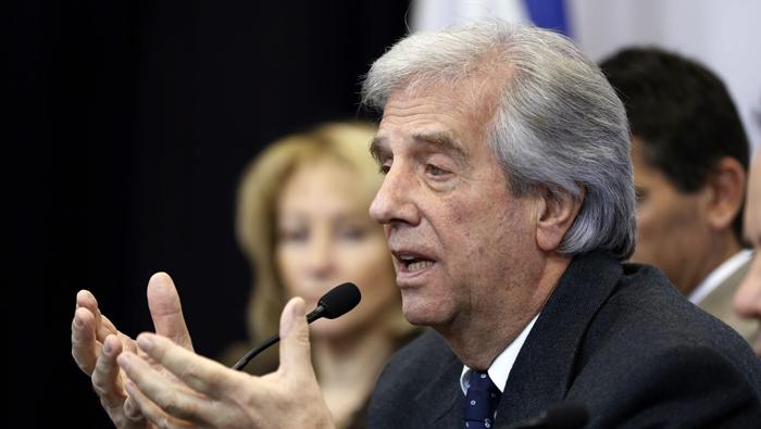Presidente uruguayo inicia gira por Europa