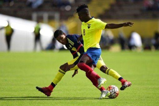 Colombia Sub 20 Contra Uruguay Sub 20: Ecuador Golea 3 A 0 A Colombia En Sudamericano Sub 20