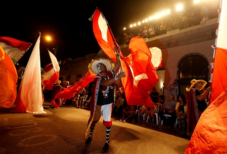 Afro-Uruguayans Celebrate Carnival | Multimedia | teleSUR ...