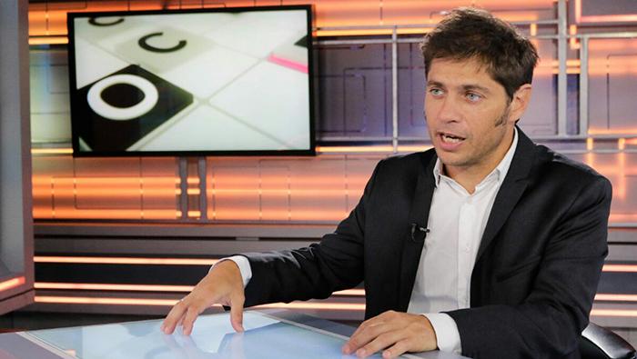 El discurso de Macri fue clonado en Ecuador, dice Axel Kicillof