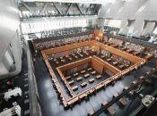 La Biblioteca Nacional de China es considerada la más grande en Asia y una de las siete más grande del mundo.