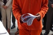 Under the new Ecuadorian Constitution prisoners who haven't been sentenced can vote in elections.