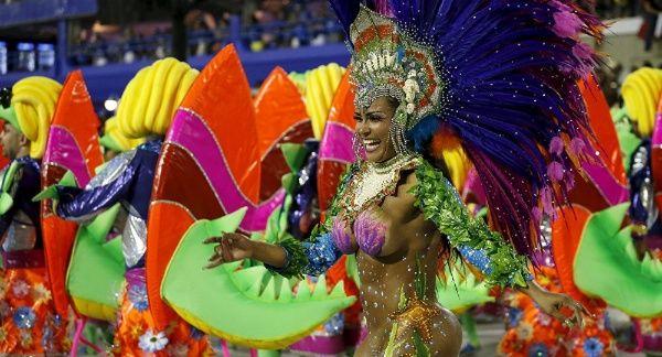 1,1 millones de turistas visitarán Río de Janeiro en Carnaval