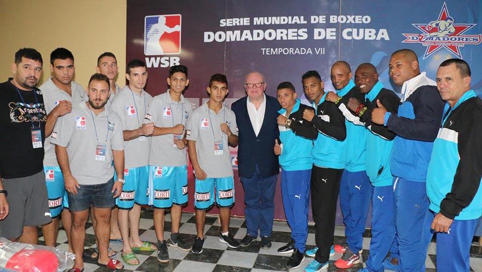 Latinoamericanos vuelven al ring de la Serie Mundial de Boxeo