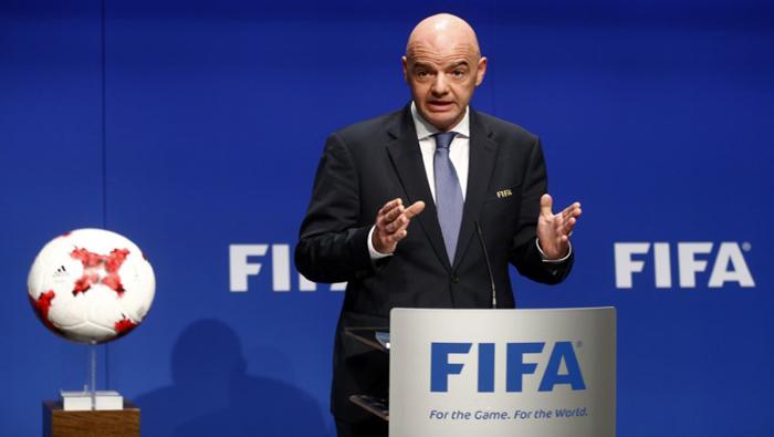 FIFA estudia la idea de un Mundial de varios países en 2026