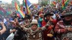 Bolivia Rallies Behind Evo Morales on