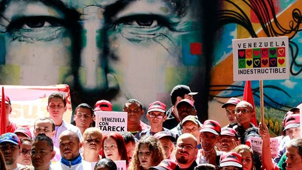 Convocan a movilización mundial frente a campañas mediáticas contra Venezuela