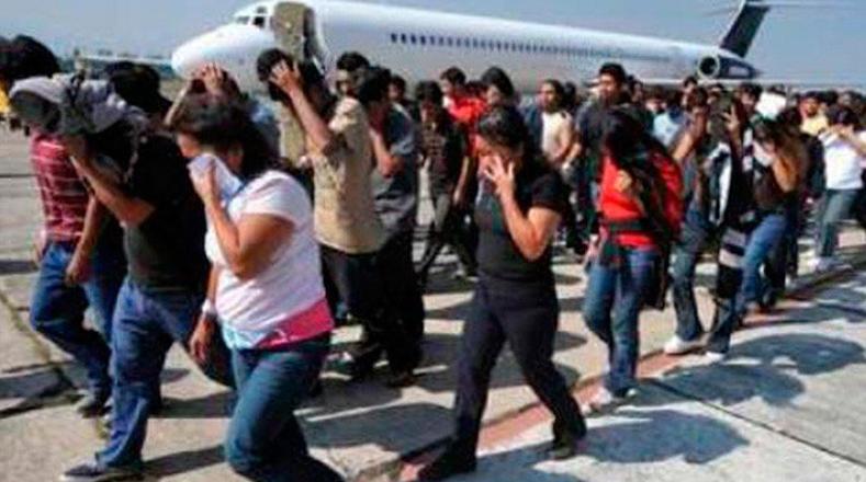 EE.UU. presenta nuevas reglas para deportar inmigrantes