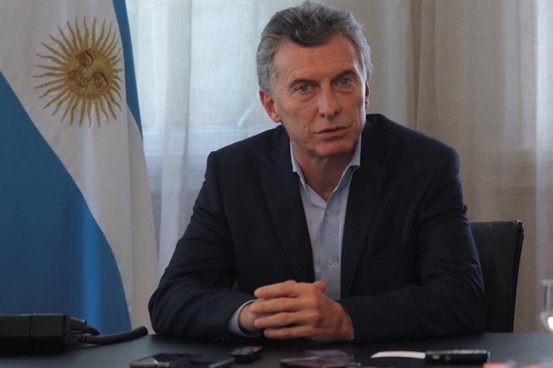 Presentan pedido de juicio político a Mauricio Macri