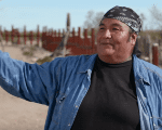 Jacob Serapo, Tohono Oodham rancher, who is featured in the video
