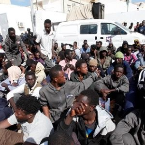 Italy Says 2,500 Refugees Rescued at Sea in Three Days
