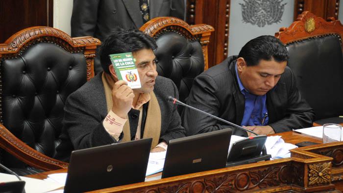 Aprueban Ley General de la Coca en Bolivia