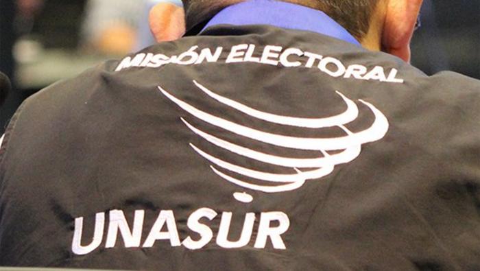 Unasur pide respetar la voluntad popular y al CNE en Ecuador