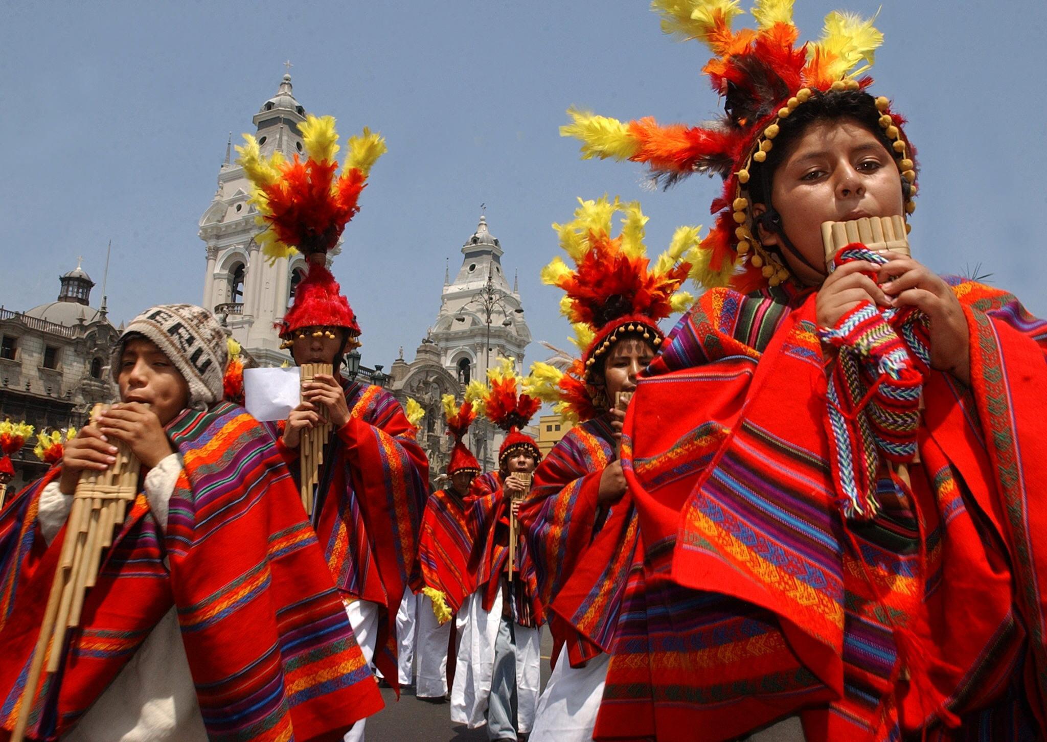 Perú oficializa el alfabeto de la lengua indígena Yaminahua