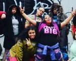 The talented members of Pretty Big Movement, the dancing crew changing stereotypes in the dance industry in New York.