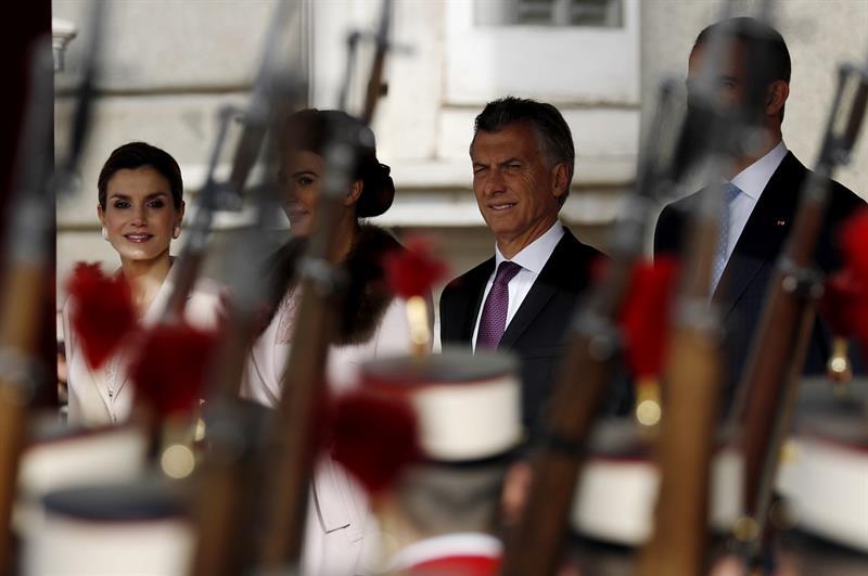 Milagro Sala, el tema incómodo para Macri en España