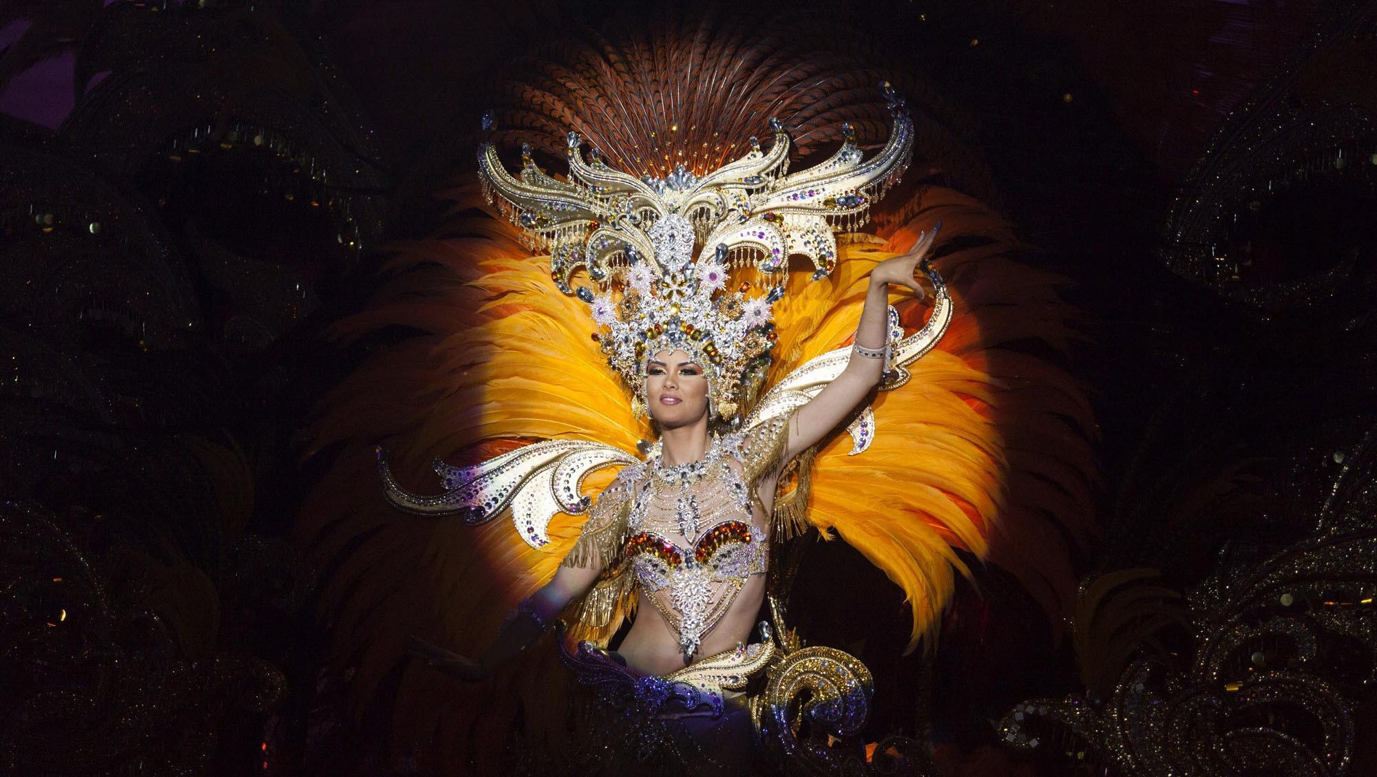 Cinco carnavales asombrosos menos populares que el de Río