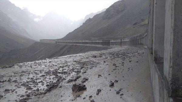 Las malas condiciones meteorológicas siguen complicando a Chile.