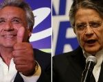 Ecuadoreans will vote on April 2 in second round between Lenin Moreno (L) and Guillermo Lasso to decide who will become their next president.