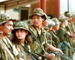 Revolutionary Armed Forces of Colombia troops