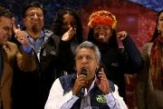 Front-runner Lenin Moreno will face off against opposition candidate Guillermo Lasso in a second round vote on April 2.