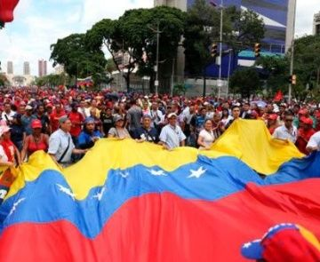 Situación de los derechos humanos en la Revolución Bolivariana