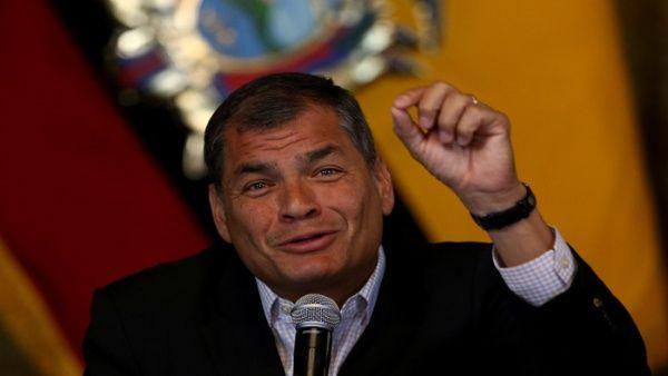 Ecuador: Correa pronostica victoria de Moreno con dos millones de votos