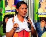 Rodriguez was the first openly transgender person in Ecuador to run for national assembly in 2013. She ran again in 2017.
