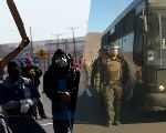 Chile's Copper Miners Battle Police as Labor Struggle Heats Up