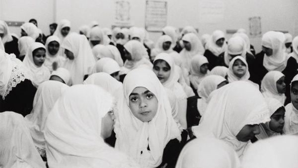 """""""El papel de los inmigrantes de los países de mayoría musulmana está siento examinado e incluso desafiado"""", dijo el director de la exposición."""