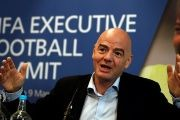 FIFA President Gianni Infantino says the US may not be in a position to submit a World Cup bid.