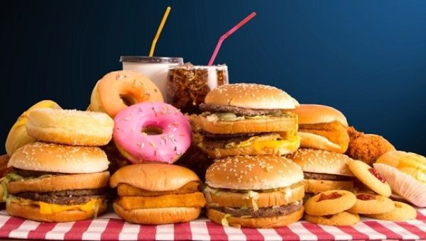 Persuasive Speech Junk food – killing ourselves with kindness