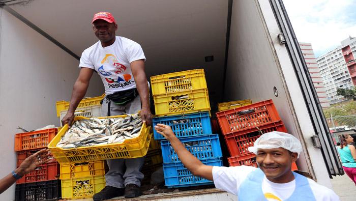 CLAP producen alimentos para el pueblo venezolano
