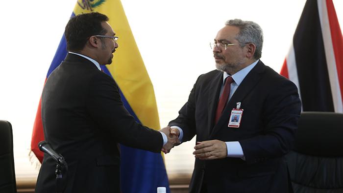 Trinidad y Tobago recibirá gas venezolano para uso doméstico.