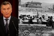 Macri controversially used Hiroshima to criticize teachers unions in Argentina.