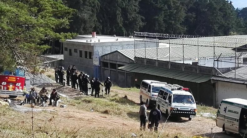 La tragedia que se vive en estos momentos en la correccional juvenil es el segundo incidente grave en un centro administrado por la Secretaría de Bienestar Social..