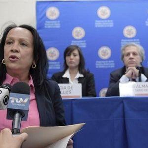 Venezuela Diplomat Interrupts, Condemns OAS Secretary's Moves
