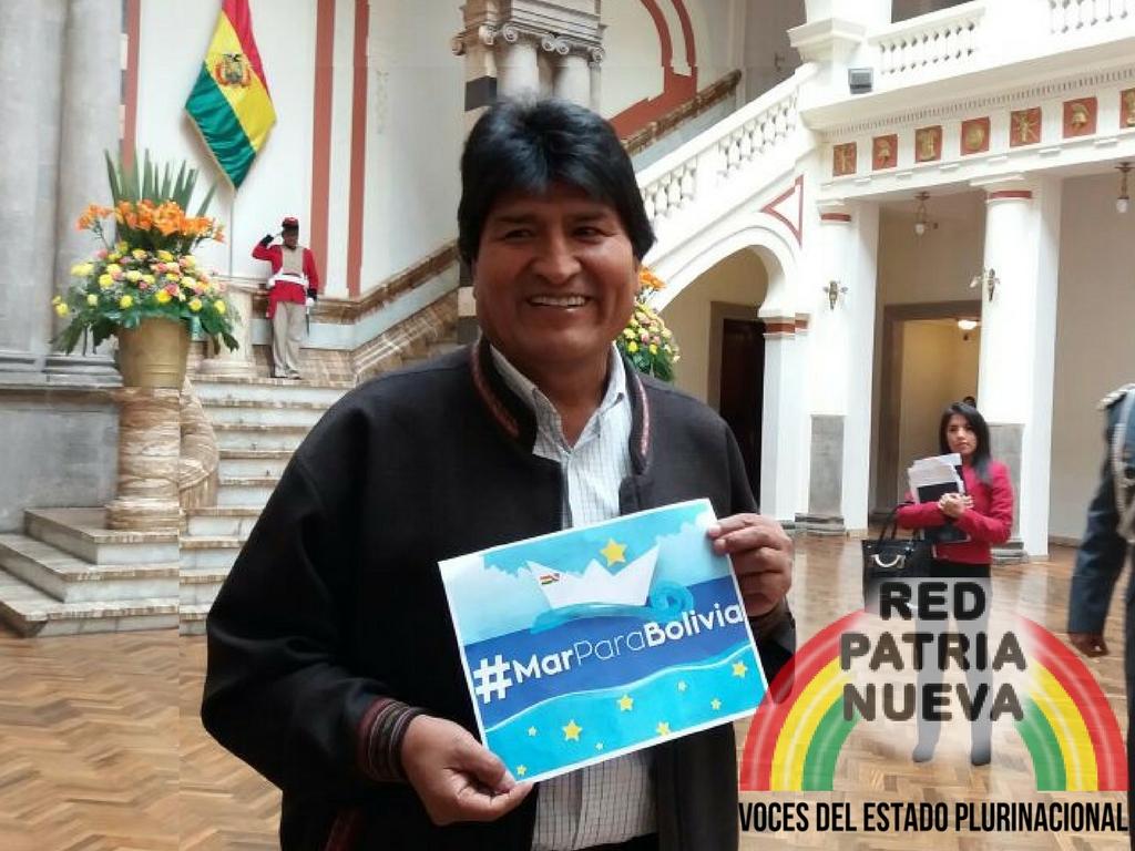 Bolivia entregó hoy en La Haya réplica por demanda marítima contra Chile