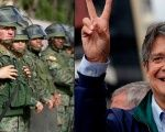Ecuadorean right-wing presidential candidate Guillermo Lasso has proposed deploying private companies to work with the police and military.