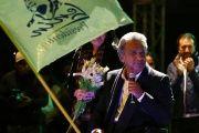 Lenin Moreno leads all the polls in the presidential race in Ecuador.