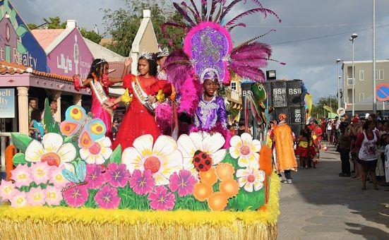 Bonaire, Main Guest to Cuban Caribbean Festival