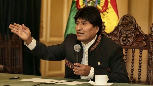 EE.UU. no pudo derrotar la revolución Bolivariana de Venezuela, dijo Morales.