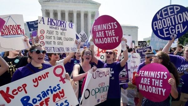 Those concerned about women's reproductive rights are wondering whether an overruling of Roe v. Wade is on the horizon.