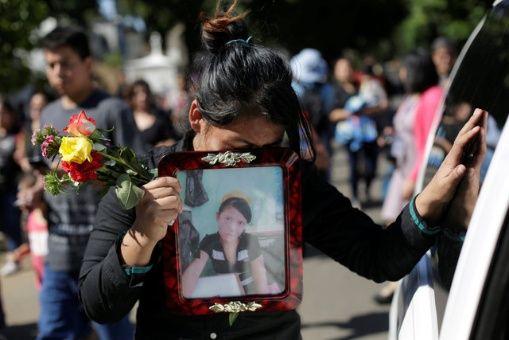 Las 40 víctimas han sido sepultadas por sus familias y siete niñas continuan hospitalizadas en Galveston, Texas; Cincinnati, Ohio, y Chicago.