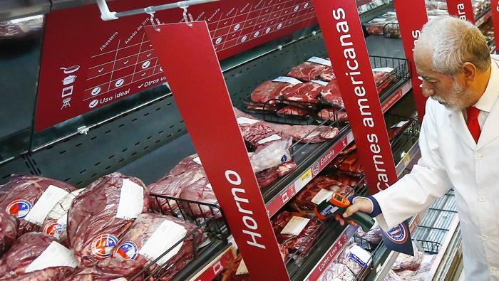 Unión Europea devolverá carne proveniente de Brasil