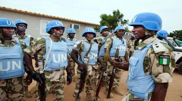 Nuevo contingente de cascos azules en Sudán del Sur