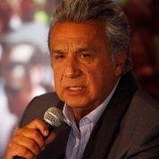 Los pueblos de América Latina estamos con Lenín Moreno