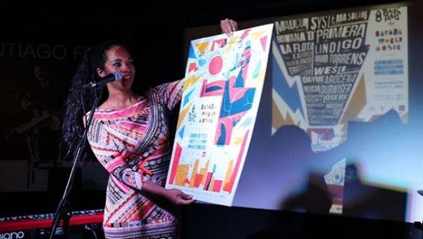 Eme Alfonso, artistic director of the Havana World Music Festival.