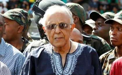Ahmed Kathrada was one of the most senior ANC leaders to criticize Jacob Zuma