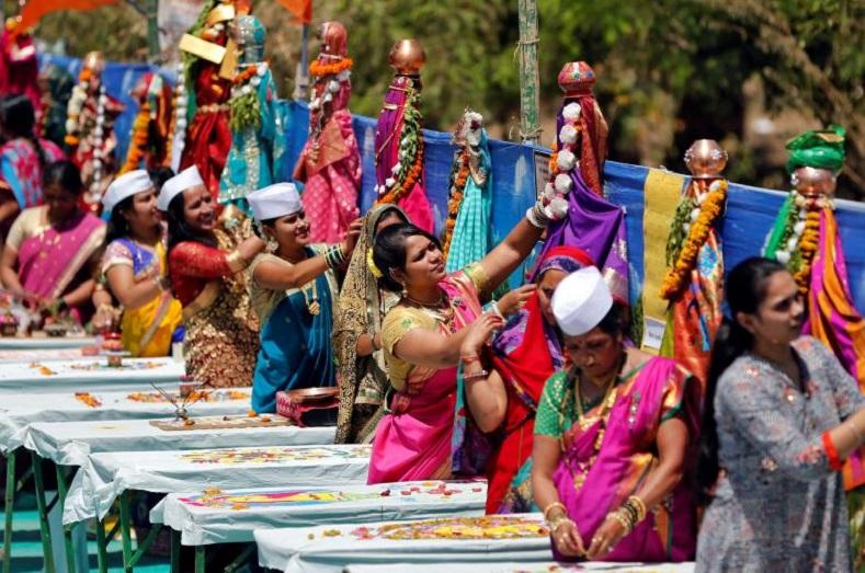 Gudi Padwa Festival India Celebrates the G...